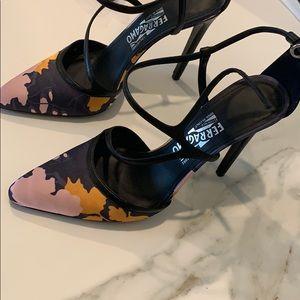 Salvatore Ferragamo Pointed Toe Heels